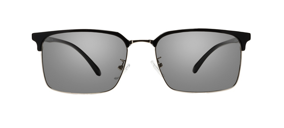 product image of Clearly Basics Cochrane Black Silver
