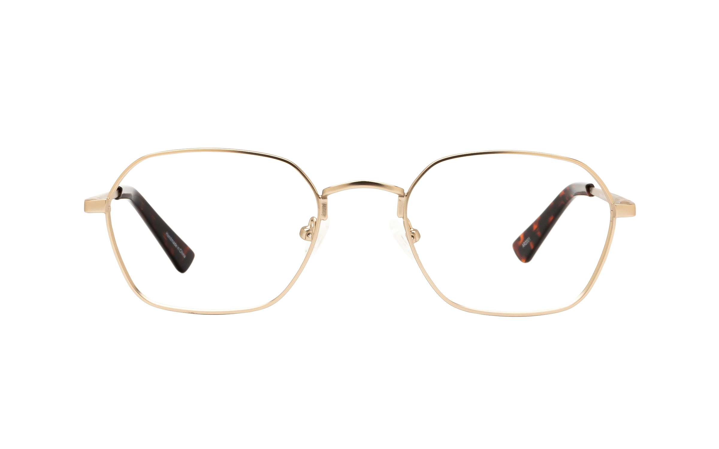 http://www.coastal.com/ - Clearly Basics Table Bay CLS071 C03 (51) Eyeglasses and Frame in Matte Gold | Metal – Online Coastal