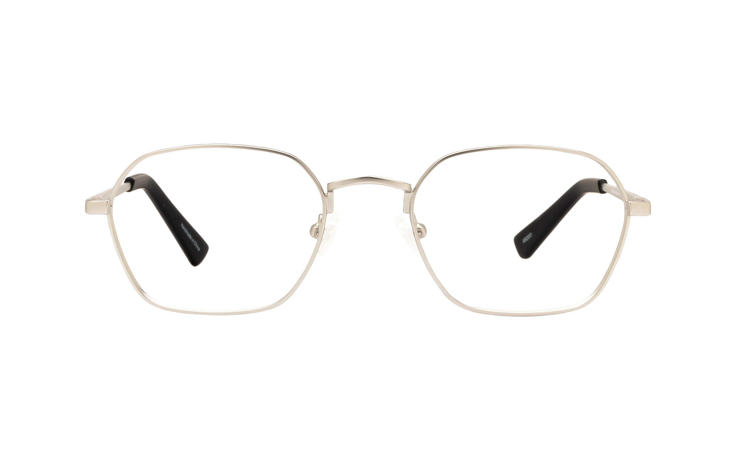 http://www.coastal.com/ - Clearly Basics Table Bay CLS071 C02 (51) Eyeglasses and Frame in Matte Silver | Metal – Online Coastal