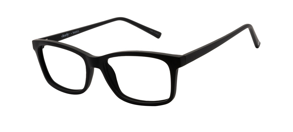 product image of Clearly Basics Terrencville-53 Matte Black