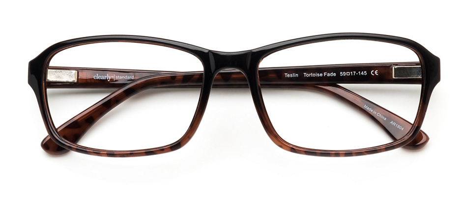 product image of Clearly Basics Teslin-59 Tortoise Fade