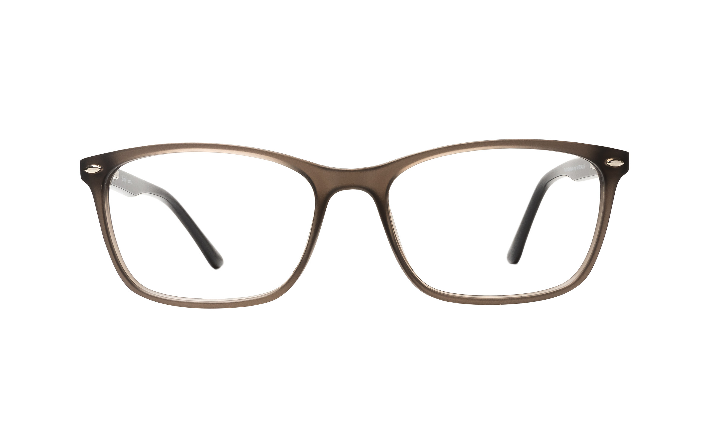 Clearly Basics Thunder Bay (54) Eyeglasses and Frame in Matte Grey - Online