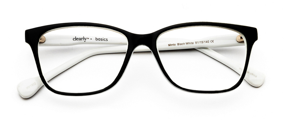 product image of Clearly Basics Upsala-51 Black White
