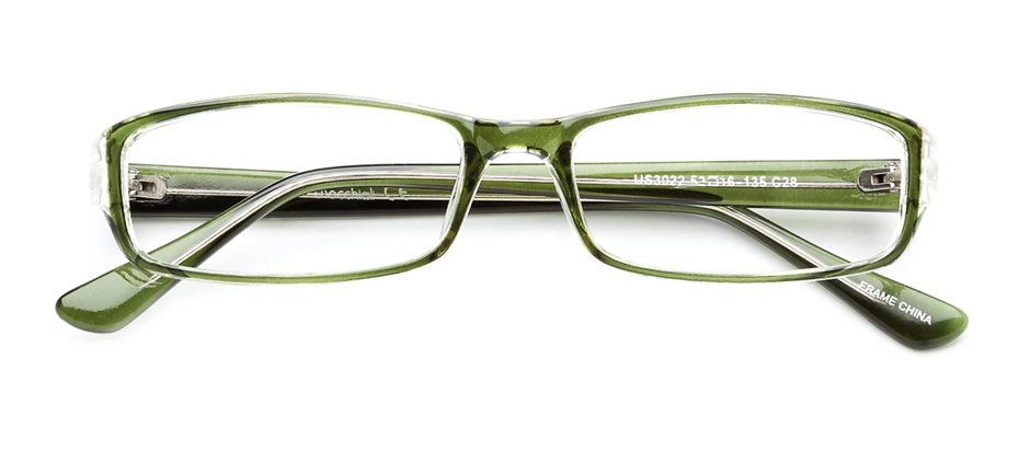 product image of Clearly Basics Winisk Green Crystal