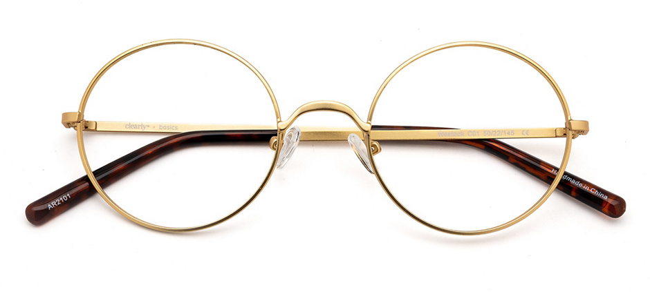 product image of Clearly Basics Westock-50 Gold