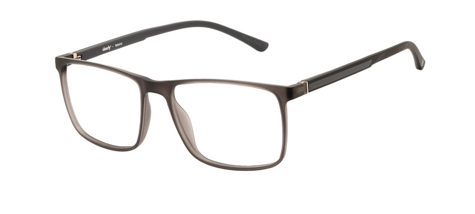 product image of Clearly Basics Winkler-55 Matte Crystal Grey