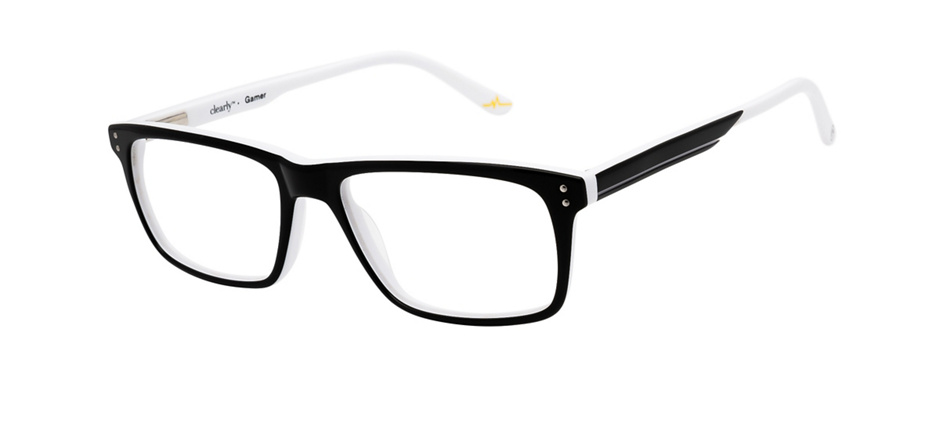 product image of Clearly Gamer Engage-53 Black White