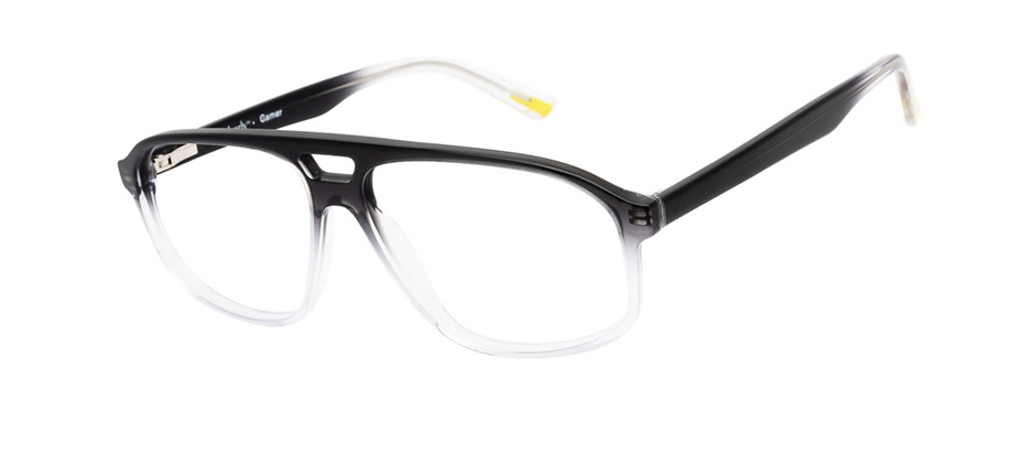 product image of Clearly Gamer Rush-57 Gradient Black Crystal