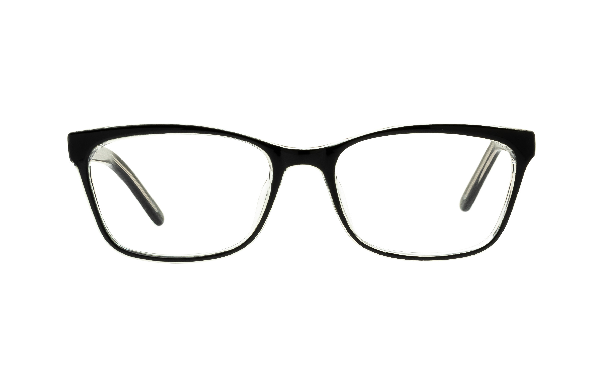 ClearlyBasics Clearly Junior Tumbler KID012 C03 (49) Eyeglasses and Frame in Black - Online