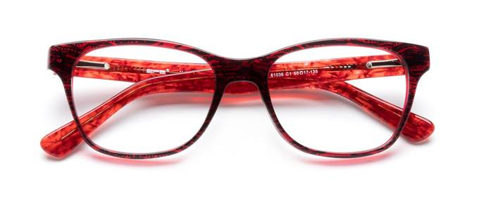 product image of Clearly Standard Mackenzie Red