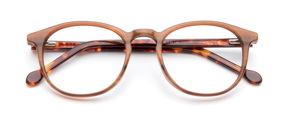 product image of Clearly Standard Cavendish Brown Horn