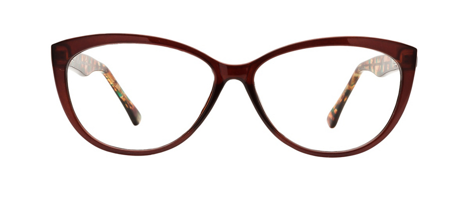 product image of Clearly Standard Lunenburg Crystal Brown