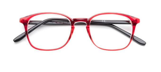 product image of Clearly Standard Kensington Crystal Red