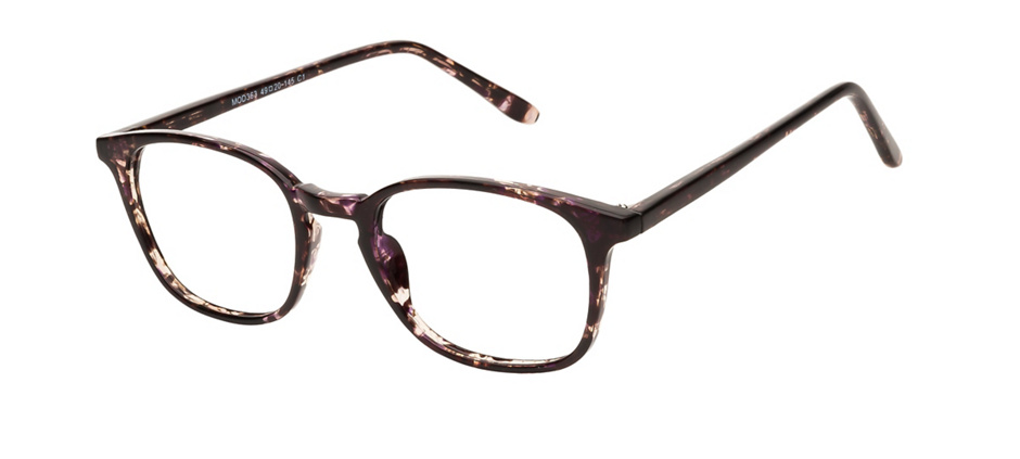 product image of Clearly Standard Kensington Purple Tortoise