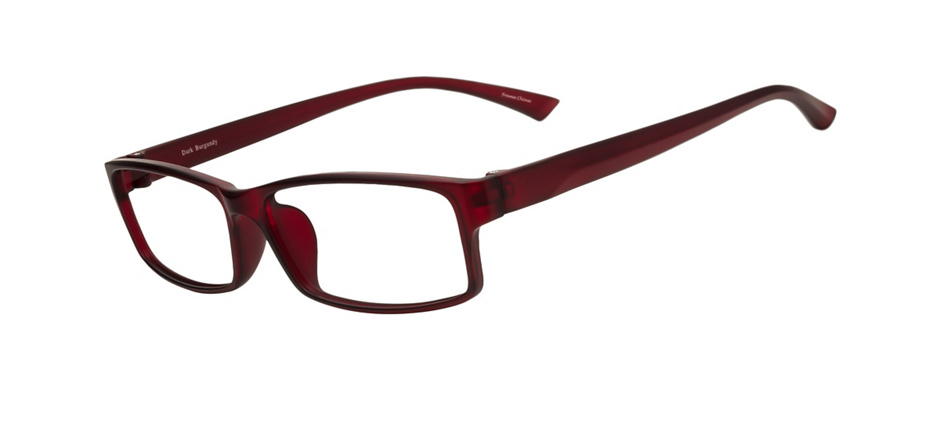 product image of Clearly Standard Bright Sand Dark Burgundy