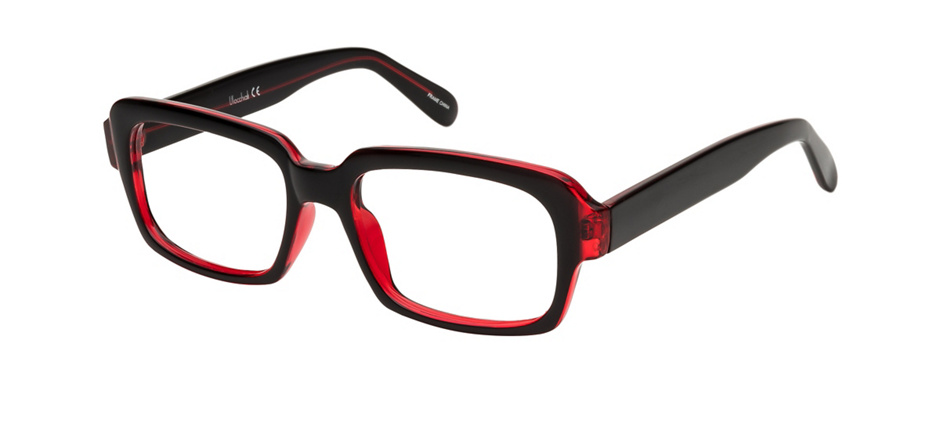 product image of Clearly Standard Eriksdale Black Red