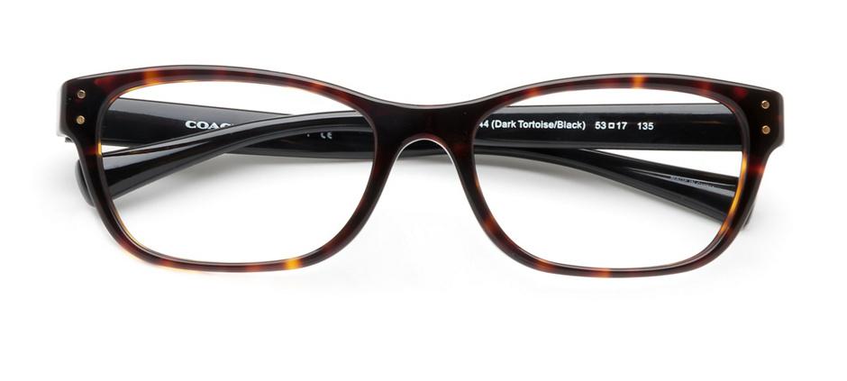 product image of Coach HC6082-53 Dark Tortoise