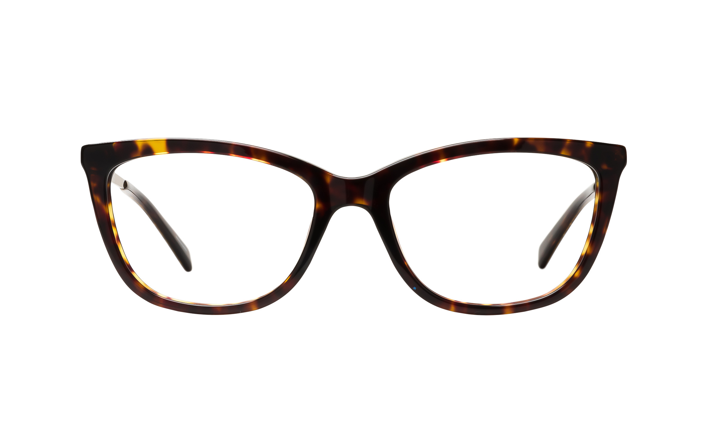 Coach Women's Tortoise/Brown Acetate/Plastic/Metal Glasses - Clearly Glasses Online