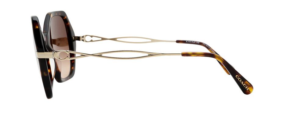 product image of Coach HC8315-57 Dark Tortoise