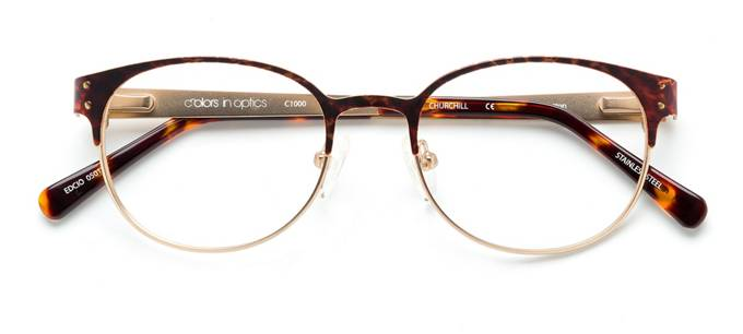 product image of Colors In Optics Churchill Tortoise