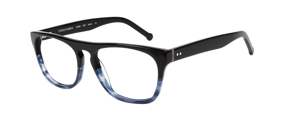 product image of Colors In Optics Henry Black Fade