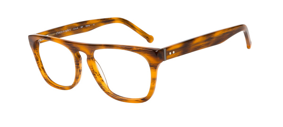 product image of Colors In Optics Henry Brown Blue