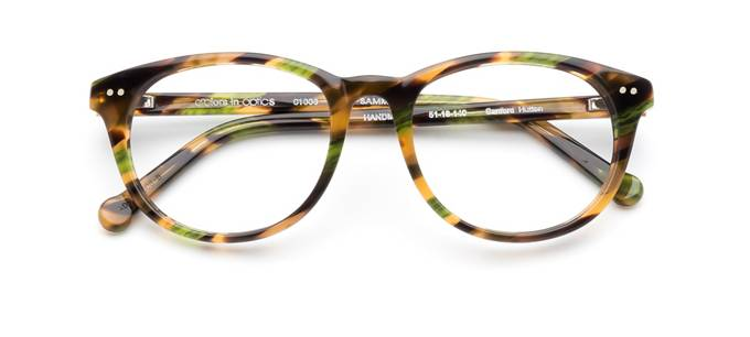 product image of Colors In Optics C1006-51 Green Tortoiseshell