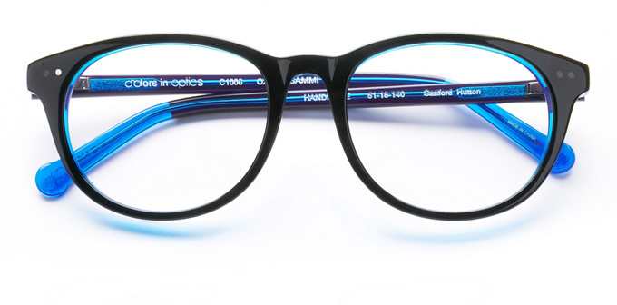 product image of Colors In Optics C1006 Black Blue