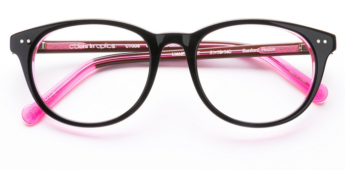 product image of Colors In Optics C1006 Black Pink