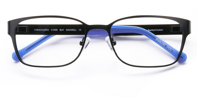 product image of Colors In Optics Maxwell Black Blue