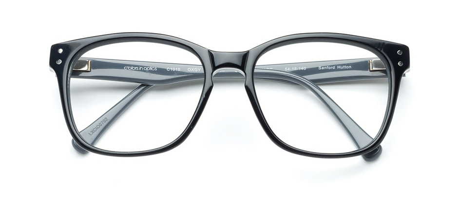 product image of Colors In Optics Stanton Black Grey