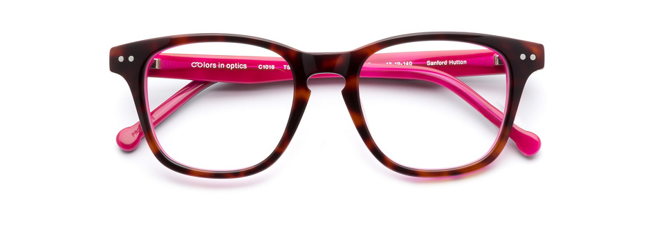 product image of Colors In Optics Sonny Tortoise Pink