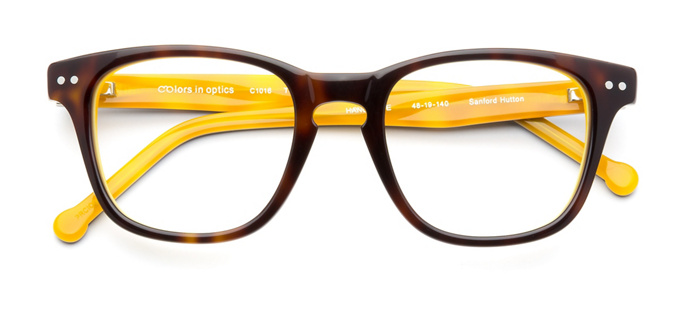 product image of Colors In Optics C1016-48 Tortoise Yellow