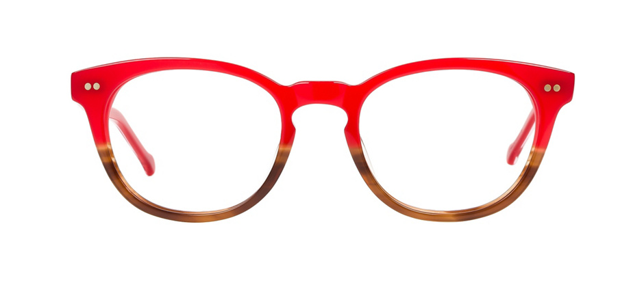 product image of Colors In Optics Ruthie Red Brown