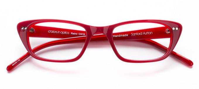 product image of Colors In Optics Doll Red