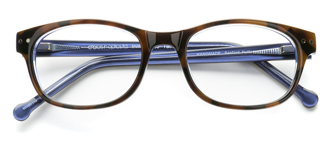 product image of Colors In Optics Irving Tortoise Blue
