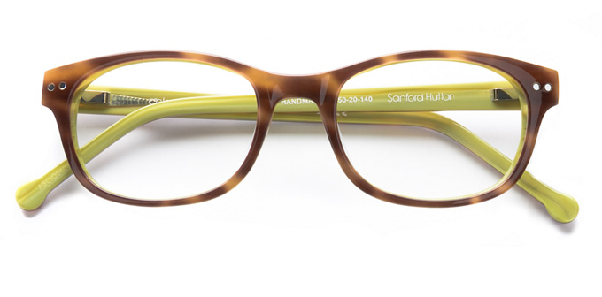 product image of Colors In Optics Irving Tortoise Citrus