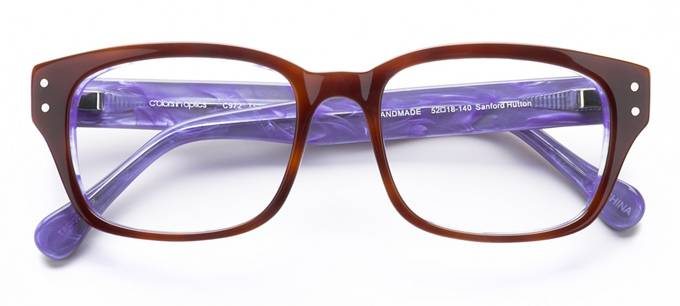 product image of Colors In Optics Black Jack Tortoise Azure