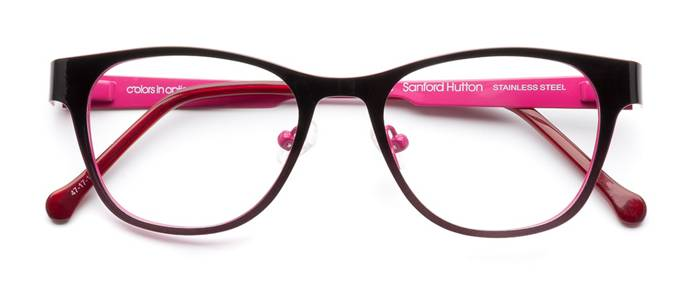 product image of Colors In Optics C982-47 Black Pink