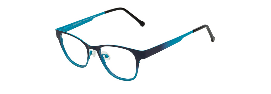 product image of Colors In Optics C982-47 Black Turquoise