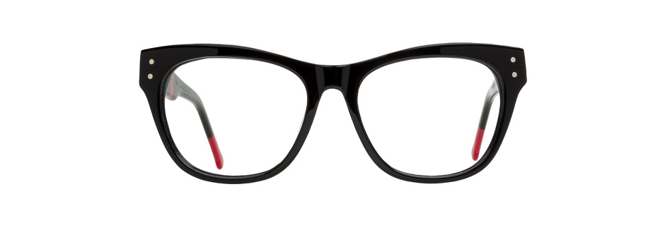 product image of Colors In Optics C990-51 Black Red