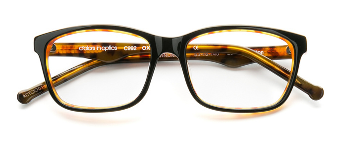 product image of Colors In Optics C992-53 Black Tortoise