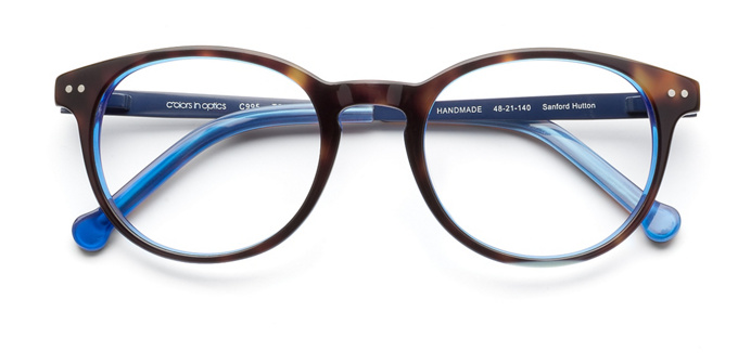 product image of Colors In Optics C995-48 Tortoise Blue