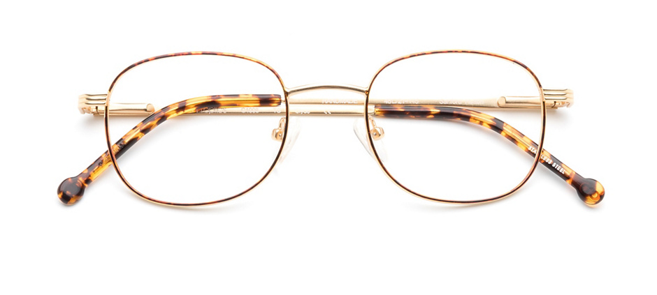product image of Colors In Optics Clyde-48 Tortoise Gold