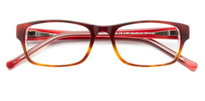 product image of Colors In Optics Kent Tortoise Red