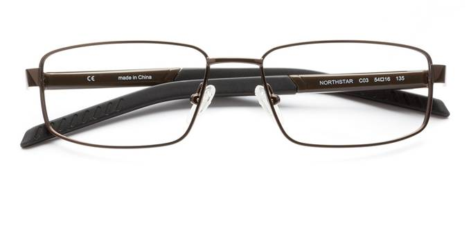 product image of Columbia North Star-54 Brown Tortoise