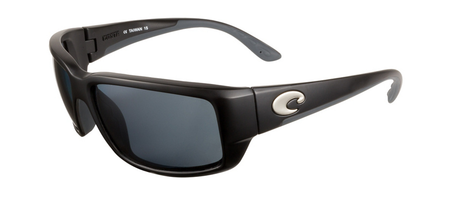 product image of Costa Fantail Matte Black Polarized