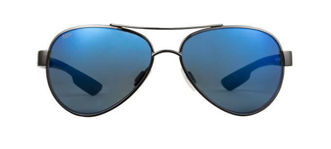 18d5c0bfbc product image of Costa Loreto Gunmetal Blue Mirror 580 Polarized