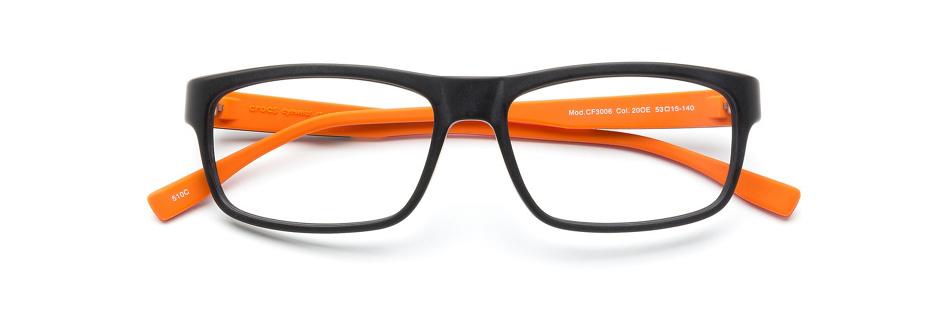 product image of Crocs CF3006-53 Black Orange