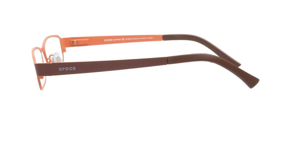 product image of Crocs CF604 Matte Brown Orange